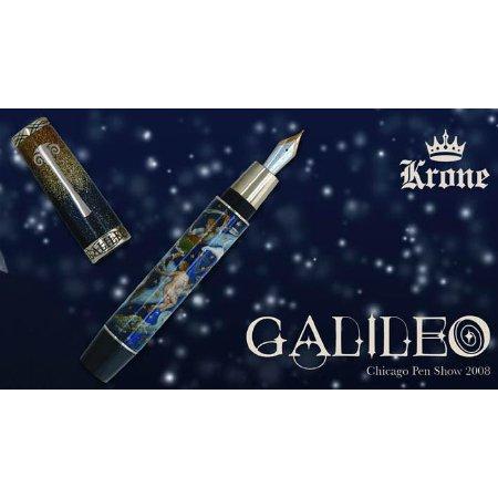 クローネ 万年筆 限定品 ガリレオ Galileo03