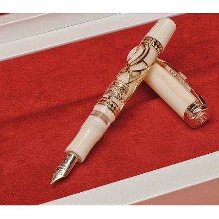 ビスコンティ 万年筆 限定品 モンテカルロ王子結婚式記念モデル V4735203