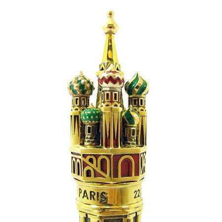 デュポン 万年筆 限定品 モスクワ・聖ワシリイ大聖堂03