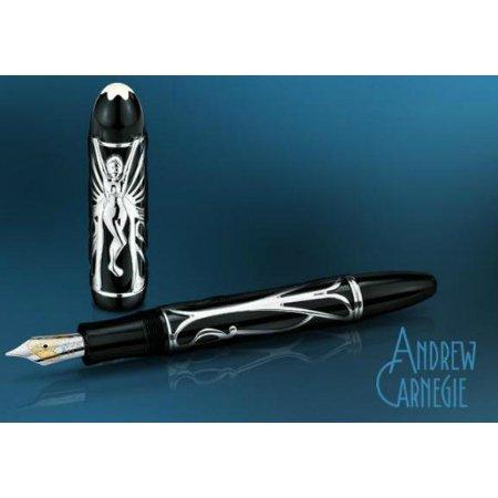 モンブラン 万年筆 限定品 パトロンシリーズ 2002年 アンドリュー カーネギー Andrew Carnegieメインイメージ