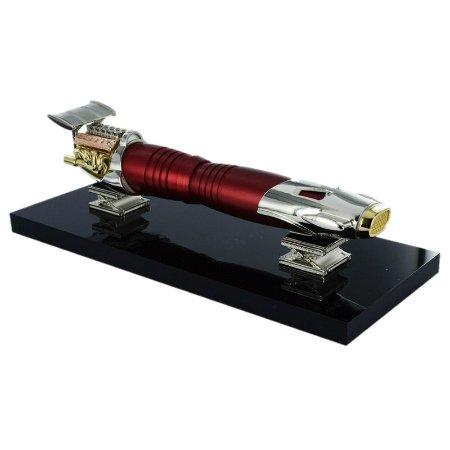 デュポン 万年筆 限定品 スピードマシーン V型12気筒 24136003