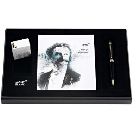 モンブラン ボールペン 限定品 ドネーションペン ヨハン・シュトラウス2世03