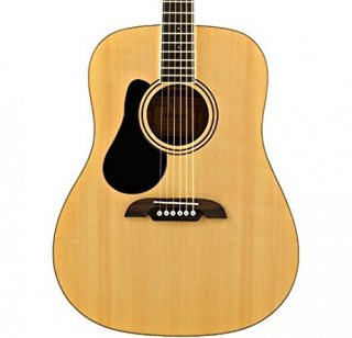Alvarez RD26L Acoustic Guitar - Left-Handed, with Gig Bagギター