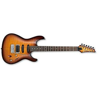 Ibanez SA Series SA160FM Electric Guitar Brown Sunburstギター