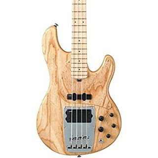 Ibanez Premium ATK810E 4-String Electric Bass Guitar Flat Naturalギター