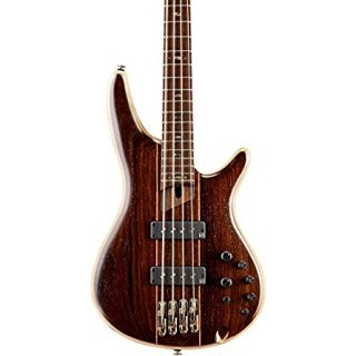 Ibanez Premium SR1900E 4-String Electric Bass Guitar Naturalギター