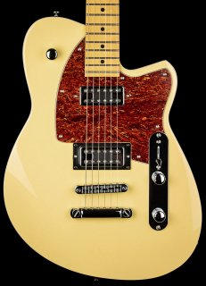 Reverend Guitars Flatroc POWDER YELLOW Electric Guitar