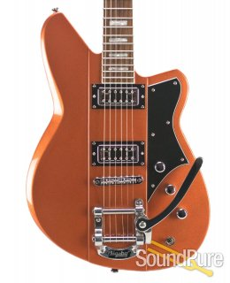 Reverend Warhawk RT Copper Fire Electric Guitar