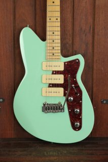 Reverend Jetstream 390 Ocean Green Electric Guitar