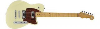 Reverend Flatroc Electric Guitar (Cream)