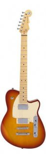 Reverend CHHBFB Charger HB Electric Guitar, Faded Burst