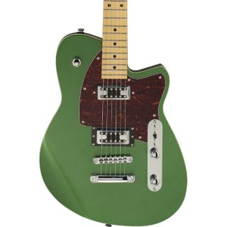 Reverend Flatroc Electric Guitar, Emerald Green