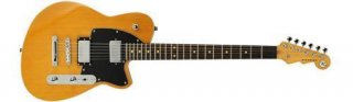 Reverend Charger HB Electric Guitar (Violin Brown)