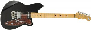 Reverend Double Agent Electric Guitar Black