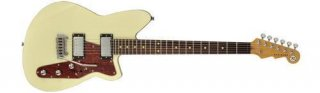 Reverend Jetstream HB Electric Guitar (Cream)