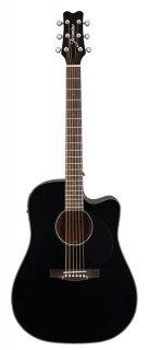 Jasmine JD-39CE black ギター