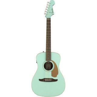 Fender California Malibu Player Aqua Splash ギター