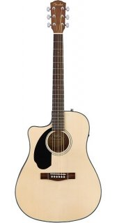 Fender Classic Design CC-60SCE Cutaway Lefthanded  Natural ギター