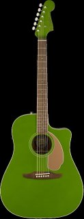 Fender Redondo Player Model Electric Acoustic Guitar in Electric Jade - AWESOME ギター