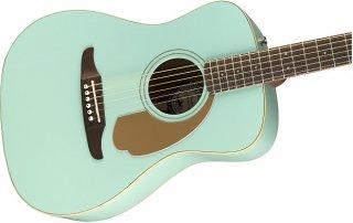 Fender Malibu Player 2018 Aqua Splash ギター