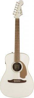 Fender California Series Malibu Player in Arctic Gold ギター