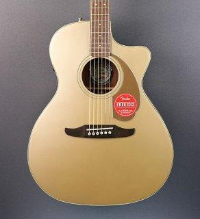 DEMO Fender Newporter Player - Champagne (468) ギター