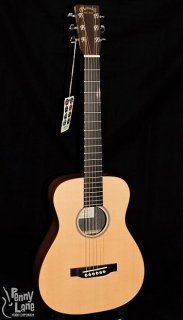 Martin LX1E Little Martin Acoustic Electric Guitar With Gigbag ギター