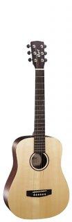 Cort Earth-Mini Adirondack 3/4 Acoustic / Electric Guitar ギター