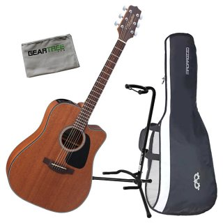 Takamine GD11MCE Dreadnought CW Acoustic-Electric Bundle ギター