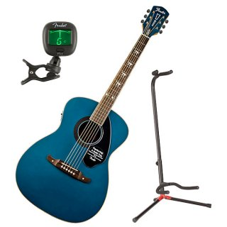Fender Tim Armstrong Hellcat FSR Sapphire Acoustic-Electric Bundle ギター