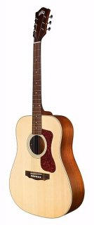 Guild D-240E Acoustic Electric Dreadnought Size Solid Top Guitar with Deluxe Bag ギター