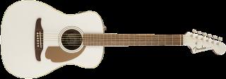 Fender Malibu Player, Walnut Fingerboard, Arctic Gold 885978901340 ギター