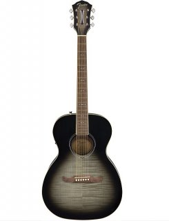 Fender FA-235E Concert Size Acoustic Electric Guitar in Moonlight Burst Finish ギター