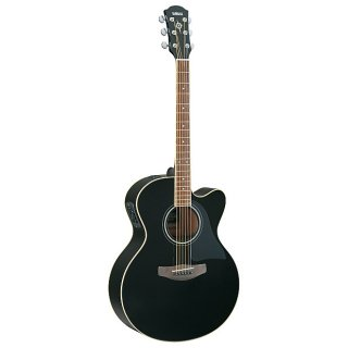 Yamaha CPX500III BL Cutaway Acoustic/Electric Guitar | Black ギター