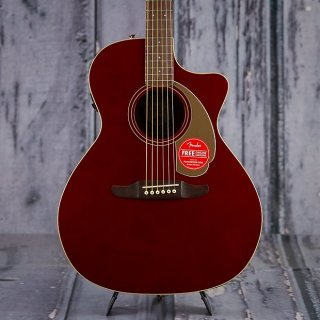 Fender California Series Newporter Player, Candy Apple Red ギター