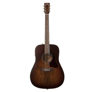 Art & Lutherie Americana Bourbon Burst ギター