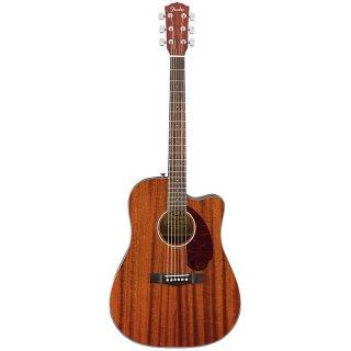 Fender Classic Design Series CD-140SCE Cutaway Dreadnought All Mahogany ギター