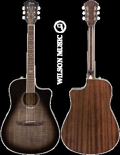 Fender T-Bucket 300-CE Flamed Maple Moonlight Burst - 0968075021 ギター