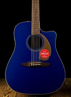 Fender Redondo Player - Belmont Blue - Free Shipping ギター