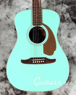 Fender - Malibu Player ギター