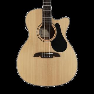 Alvarez AF30CE Folk Acoustic-Electric Guitar ギター