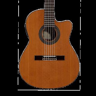 Alvarez AC65HCE Classical Acoustic-Electric Guitar ギター