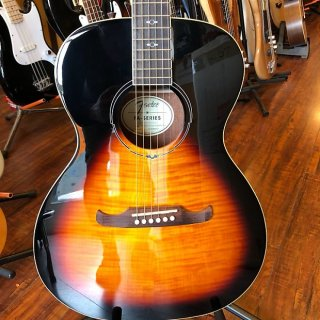 New! Fender Fender FA-235E Concert Acoustic Guitar - Sunburst ギター