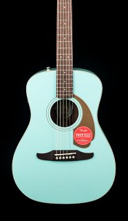 Fender Malibu Player (Aqua Splash) ギター