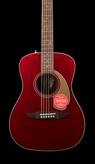 Fender Malibu Player (Candy Apple Red) ギター