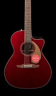 Fender Newporter Player (Candy Apple Red) ギター