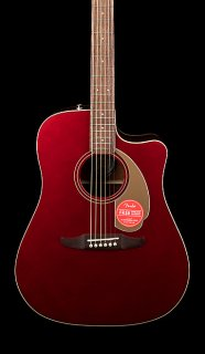 Fender Redondo Player (Candy Apple Red) ギター