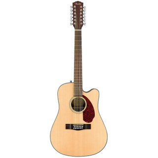 Fender Classic Design CD-140SCE-12 Dreadnought 12 String 2017 Natural ギター