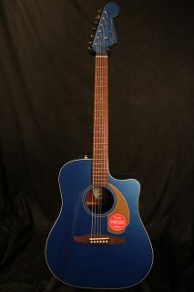 Fender Redondo Acoustic Electric Belmont Blue ギター