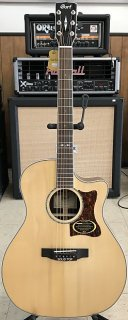 Cort Grand Regal Solid Spruce Top Fishman Presys EQ ギター